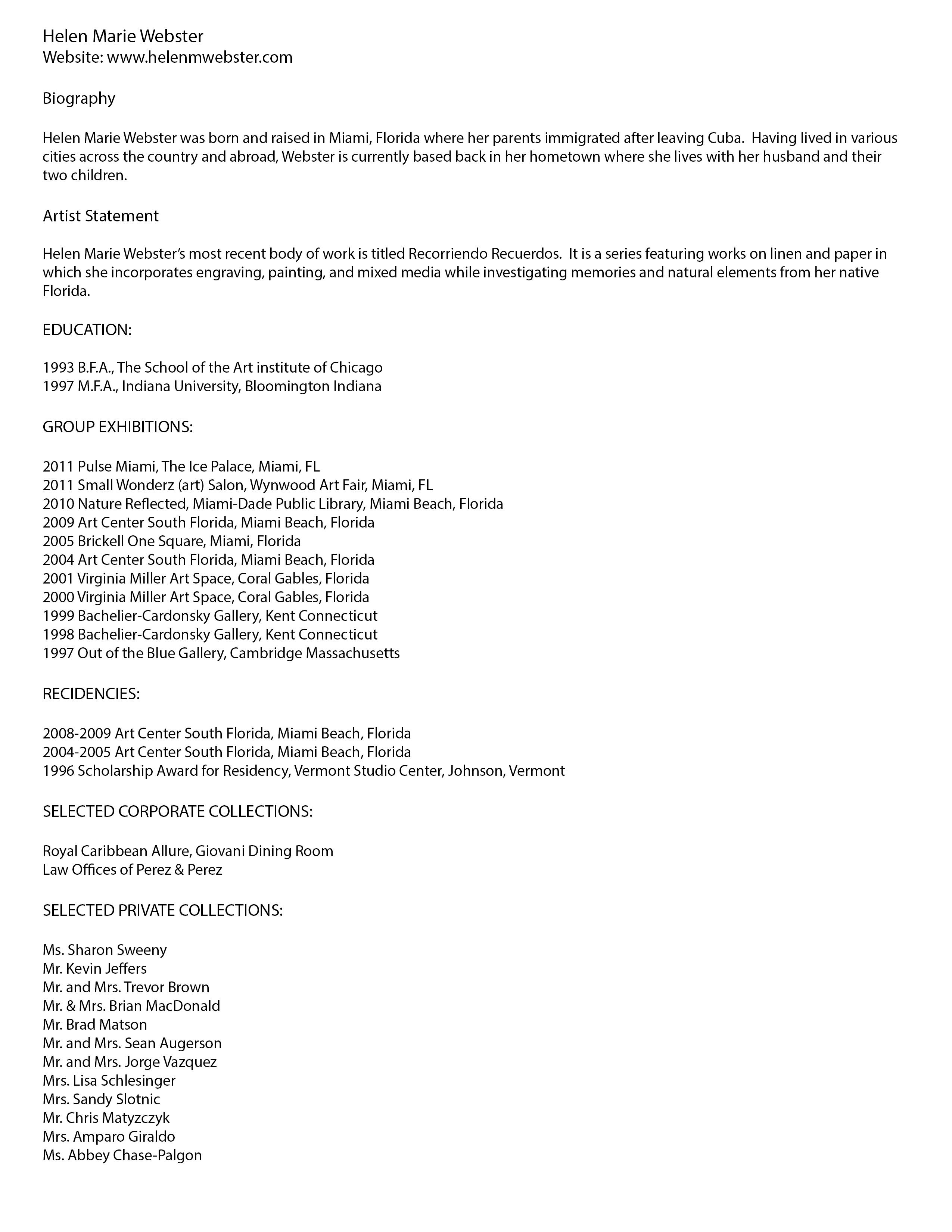 Increíble Curriculum Vitae Consultor Chicago Composición - Ejemplo ...